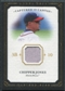 2008 Upper Deck UD Masterpieces Captured on Canvas #CJ Chipper Jones