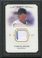 2008 Upper Deck UD Masterpieces Captured on Canvas #GL Tom Glavine