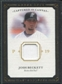 2008 Upper Deck UD Masterpieces Captured on Canvas #JB Josh Beckett