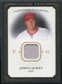 2008 Upper Deck UD Masterpieces Captured on Canvas #JL John Lackey