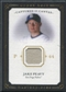 2008 Upper Deck UD Masterpieces Captured on Canvas #JP Jake Peavy