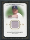2008 Upper Deck UD Masterpieces Captured on Canvas #PA Jonathan Papelbon