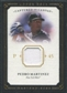 2008 Upper Deck UD Masterpieces Captured on Canvas #PM Pedro Martinez