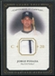 2008 Upper Deck UD Masterpieces Captured on Canvas #PO Jorge Posada