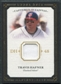 2008 Upper Deck UD Masterpieces Captured on Canvas #TH Travis Hafner
