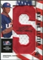 2008 Upper Deck SP Authentic USA National Team By the Letter Autographs #KD Kentrail Davis /103