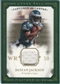 2008 Upper Deck UD Masterpieces Captured on Canvas Jerseys #CC18 DeSean Jackson