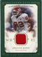 2008 Upper Deck UD Masterpieces Captured on Canvas Jerseys #CC22 Dwayne Bowe