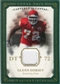 2008 Upper Deck UD Masterpieces Captured on Canvas Jerseys #CC36 Glenn Dorsey