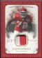 2008 Upper Deck Masterpieces Captured on Canvas Jerseys Patch #CC36 Glenn Dorsey /50