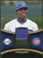 2008 Upper Deck Sweet Spot Swatches #SAS Alfonso Soriano
