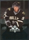 2008/09 Upper Deck Black Diamond Rookie #201 Fabian Brunnstrom