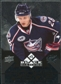 2008/09 Upper Deck Black Diamond Rookie #205 Nikita Filatov