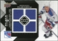 2008/09 Upper Deck Black Diamond Jerseys Quad #BDJBD Brandon Dubinsky