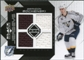 2008/09 Upper Deck Black Diamond Jerseys Quad #BDJBO Brandon Bochenski