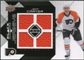 2008/09 Upper Deck Black Diamond Jerseys Quad #BDJCA Jeff Carter