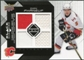 2008/09 Upper Deck Black Diamond Jerseys Quad #BDJDP Dion Phaneuf