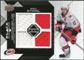 2008/09 Upper Deck Black Diamond Jerseys Quad #BDJES Eric Staal