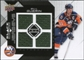 2008/09 Upper Deck Black Diamond Jerseys Quad #BDJGU Bill Guerin