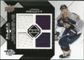 2008/09 Upper Deck Black Diamond Jerseys Quad #BDJJA Jason Arnott