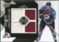 2008/09 Upper Deck Black Diamond Jerseys Quad #BDJJS Joe Sakic
