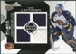 2008/09 Upper Deck Black Diamond Jerseys Quad #BDJKL Kari Lehtonen