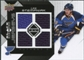 2008/09 Upper Deck Black Diamond Jerseys Quad #BDJLS Lee Stempniak