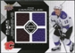 2008/09 Upper Deck Black Diamond Jerseys Quad #BDJMC Mike Cammalleri