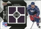 2008/09 Upper Deck Black Diamond Jerseys Quad #BDJNZ Nikolai Zherdev