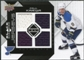 2008/09 Upper Deck Black Diamond Jerseys Quad #BDJPK Paul Kariya