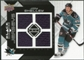 2008/09 Upper Deck Black Diamond Jerseys Quad #BDJSH Jody Shelley