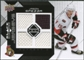 2008/09 Upper Deck Black Diamond Jerseys Quad #BDJSP Jason Spezza