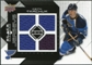 2008/09 Upper Deck Black Diamond Jerseys Quad #BDJTK Keith Tkachuk
