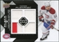 2008/09 Upper Deck Black Diamond Jerseys Quad #BDJTP Tomas Plekanec