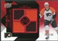 2008/09 Upper Deck Black Diamond Jerseys Quad Ruby #BDJCA Jeff Carter /100