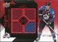 2008/09 Upper Deck Black Diamond Jerseys Quad Ruby #BDJJS Joe Sakic /100