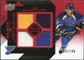 2008/09 Upper Deck Black Diamond Jerseys Quad Ruby #BDJLS Lee Stempniak /100
