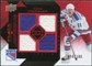 2008/09 Upper Deck Black Diamond Jerseys Quad Ruby #BDJMM Mark Messier /100
