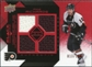 2008/09 Upper Deck Black Diamond Jerseys Quad Ruby #BDJRI Mike Richards /100