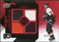 2008/09 Upper Deck Black Diamond Jerseys Quad Ruby #BDJSG Simon Gagne /100