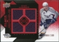 2008/09 Upper Deck Black Diamond Jerseys Quad Ruby #BDJSW Shea Weber /100