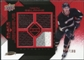 2008/09 Upper Deck Black Diamond Jerseys Quad Ruby #BDJTS Teemu Selanne /100