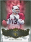 2008 Upper Deck Exquisite Collection #1 Kurt Warner /75