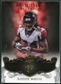 2008 Upper Deck Exquisite Collection #6 Roddy White /75