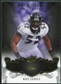 2008 Upper Deck Exquisite Collection #9 Ray Lewis /75