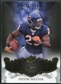 2008 Upper Deck Exquisite Collection #19 Devin Hester /75