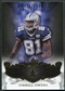 2008 Upper Deck Exquisite Collection #28 Terrell Owens /75