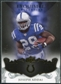 2008 Upper Deck Exquisite Collection #43 Joseph Addai /75
