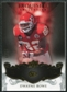 2008 Upper Deck Exquisite Collection #50 Dwayne Bowe /75