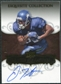 2008 Upper Deck Exquisite Collection #132 Justin Forsett RC Autograph /150